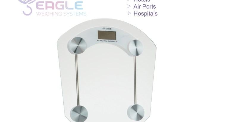 Personal Body Weighing Scales