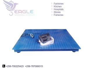 1t 3t 5t industrial digital platform weighing scales