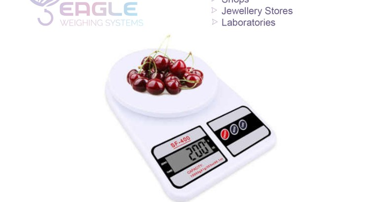 Digital Table Top 6kg weighing scales