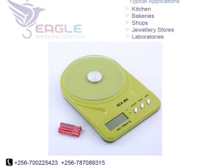 Digital Portable Kitchen Weighing Scales