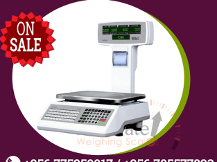 Digital table top weighing scale type up to 130hrs operating time delivery price uganda