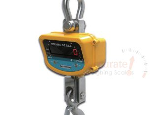 Hiweigh crane weighing scale with LCD backlit display on sale in Mengo,uganda
