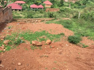 Plot for sale in kitende Makandwa