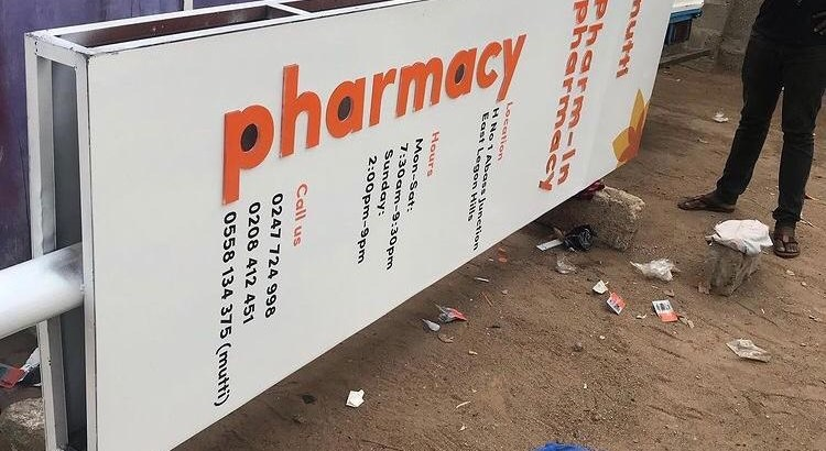 We Make Quality Business Sign Posts