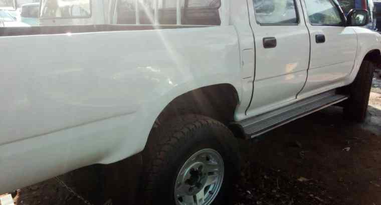 Toyota Hilux Double Cabin Pick Up