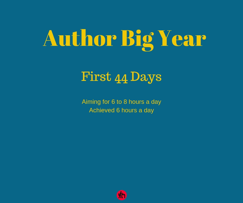 Author Big Year