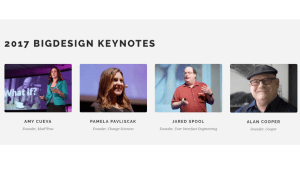 2017 Keynotes