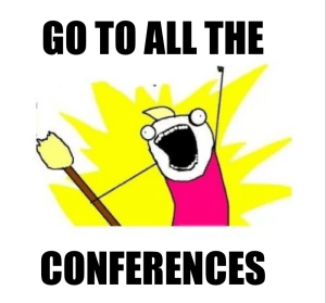 ALL THE CONFERENCES