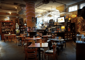 Opening Bell Coffee Shop