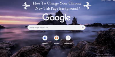 How To Change Your Chrome New Tab Page Background? 10