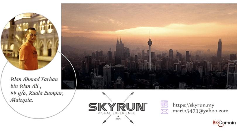Feature Stories: Skyrun™ 1