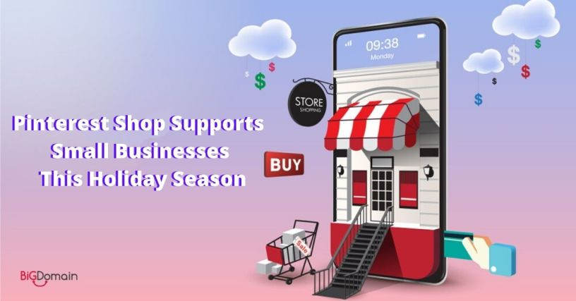 'Pinterest Shop' Supports Small Businesses This Holiday Season 1