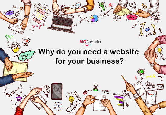 Why do you need a website for your business? 1