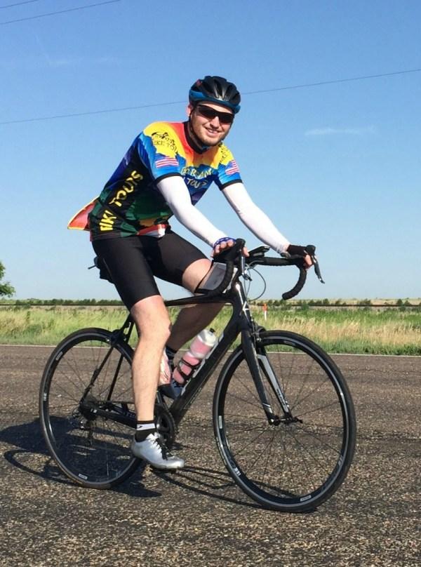 Big Dream Bike Tours Day 19 - Cross Country Bike Tour ...