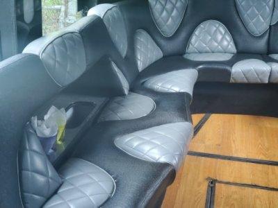 14 60 - 53 Passenger<br>VIP Tour Party Bus</br>Limo #60