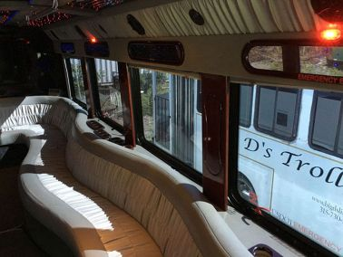 15 interior 12 1 - 27 Passenger<br>Party Bus</br>Limo #23