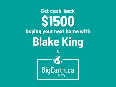get cash back when you buy your next home