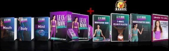 lean body confidential