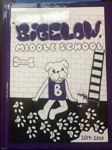 Bigelow Yearbook 2019-2020