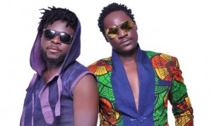 Voltage Music duo, Kent and Flosso
