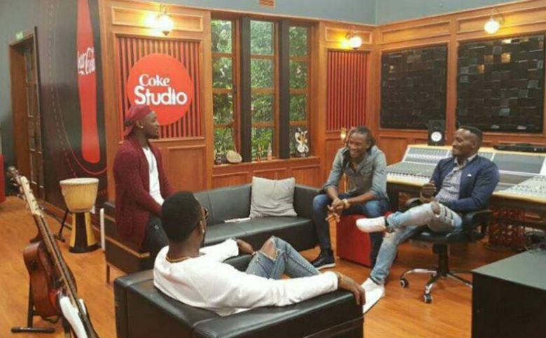 Ykee Benda  in Coke Studio Africa
