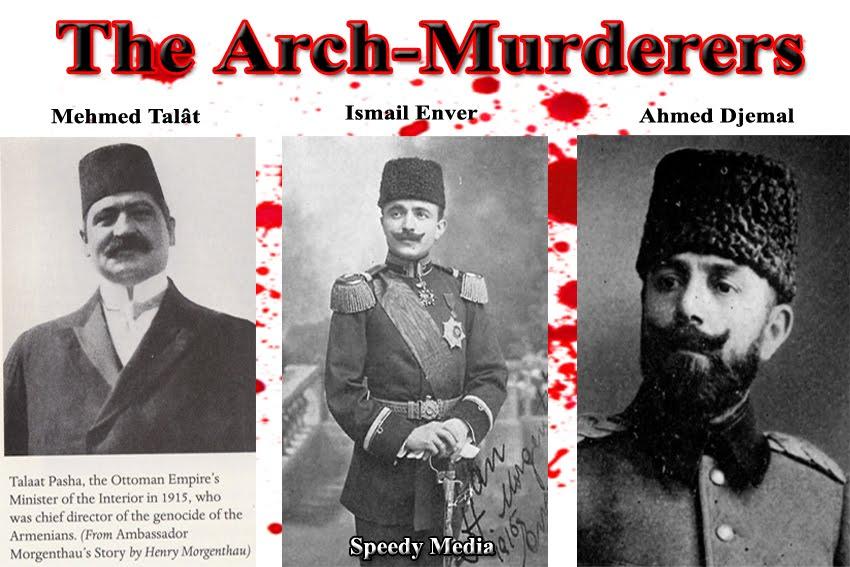 Murderer Turks