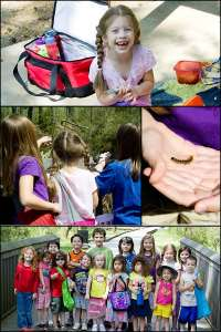 Homeschool Nature Hunt and finding our tribe