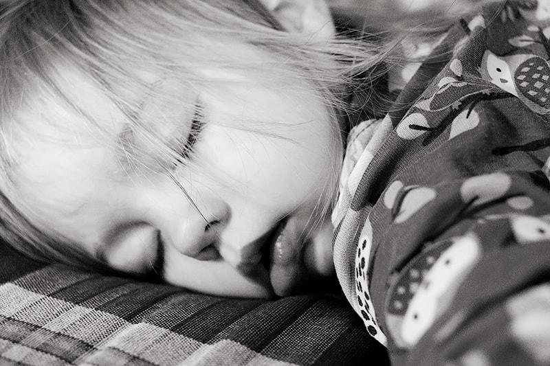 Sleeping Emily