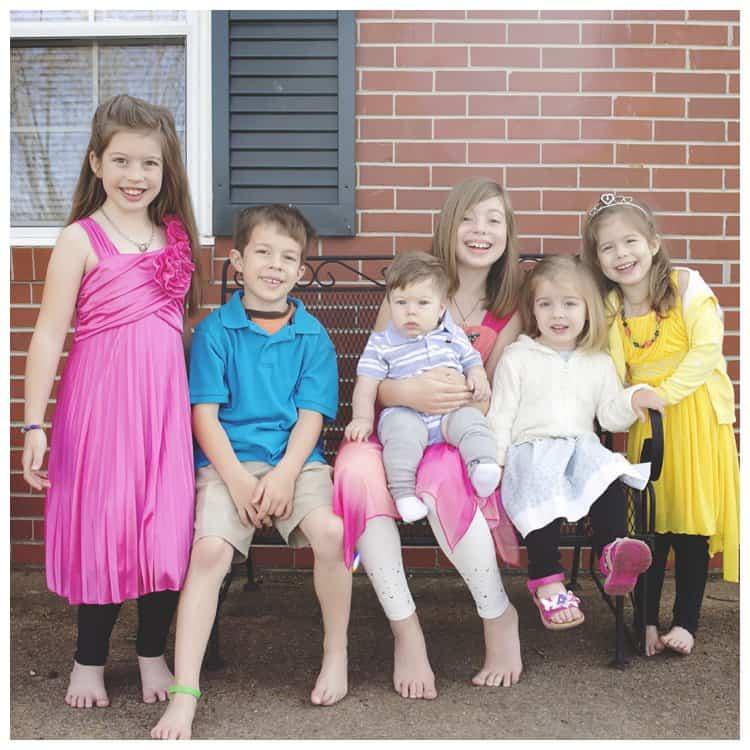 Kids Easter Sunday 2014