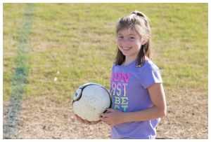High School Soccer Adventure