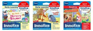 Learning Fun with VTech InnoTab {Giveaway}