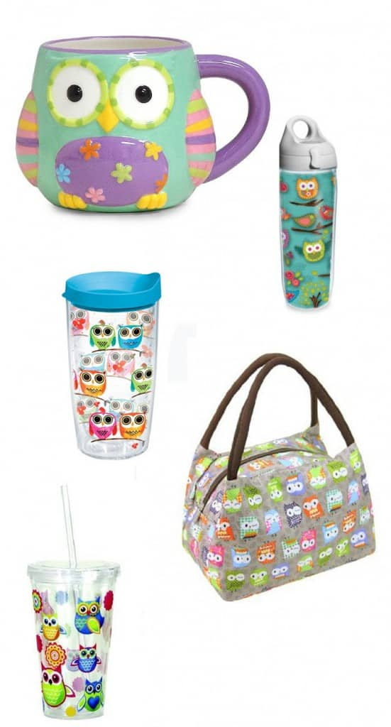 Travel solutions for girls who love owls