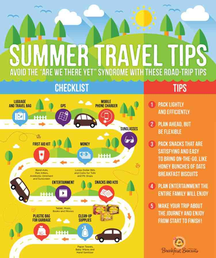 Summer Travel Tips Avoid the Are we There Yet Syndrome with these road-trip tips