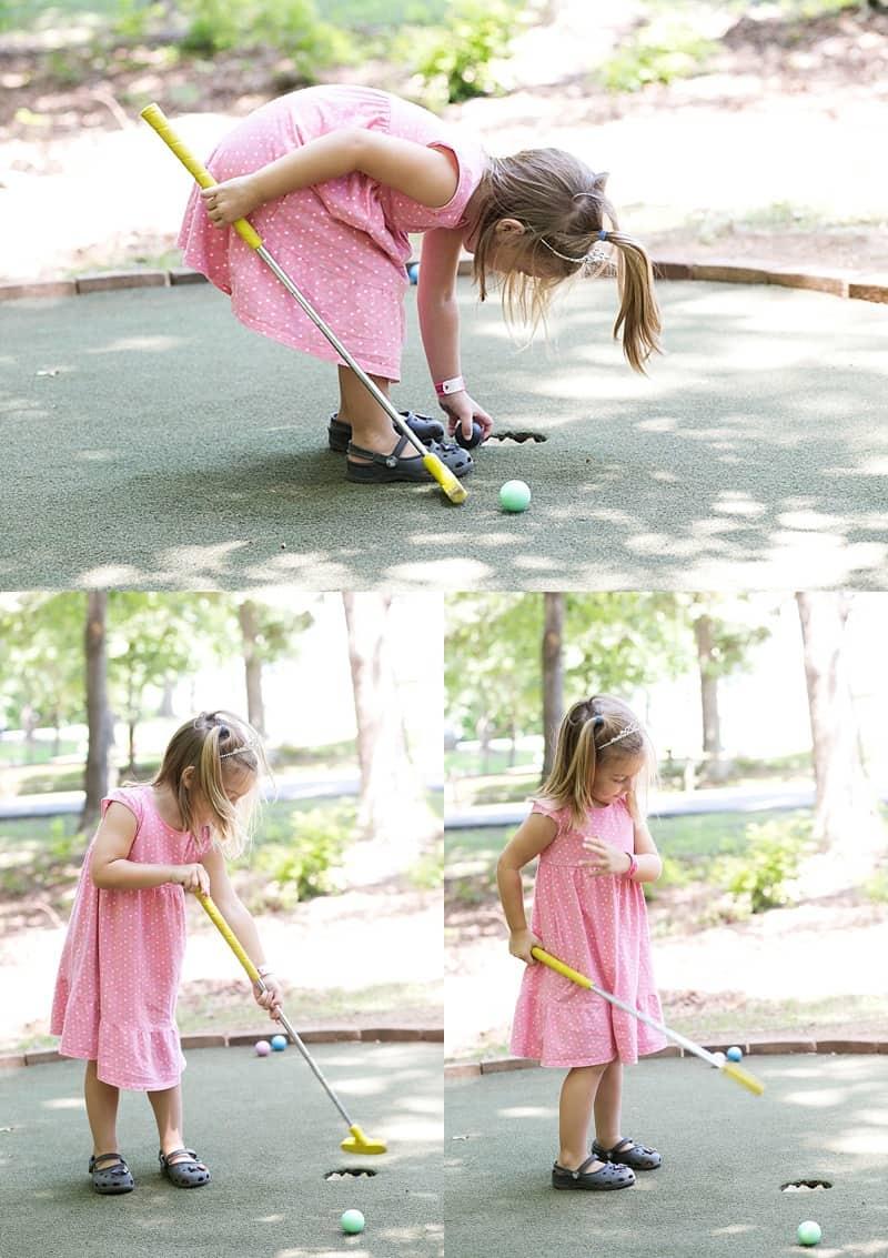 Mini Golf in Charlottesville