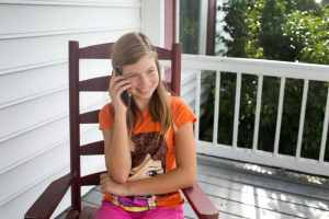 My Tween and Preteen Girls are Just a Call Away