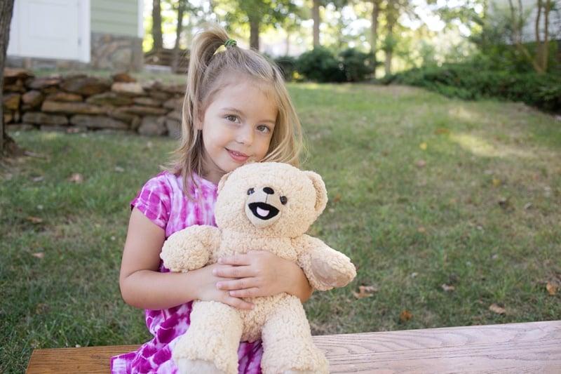 #ShareABear National Teddy Bear Day
