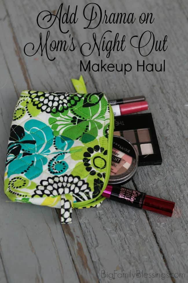 Mom's Night Out Makeup Haul