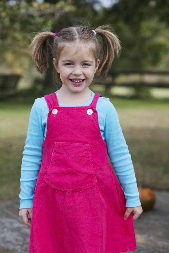 Annie from Little Einstein's Costume