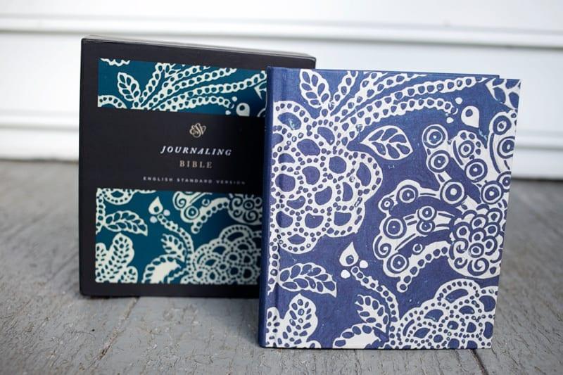 Win ESV Journaling Bible