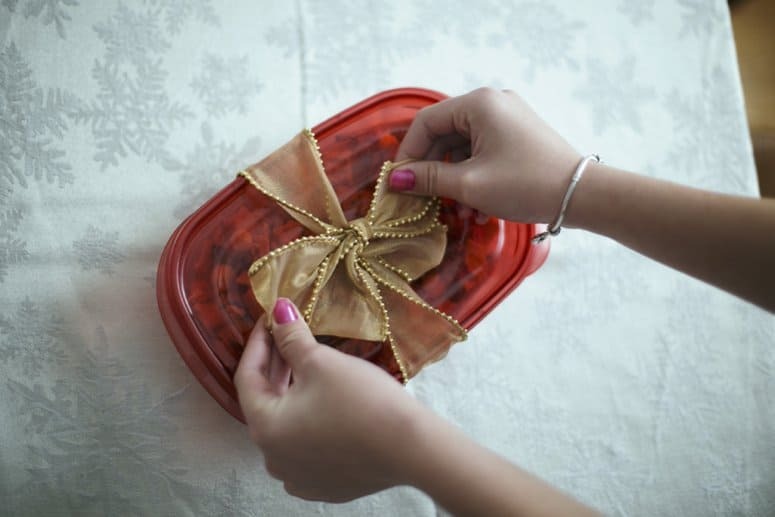 White Chocolate Christmas Crunch