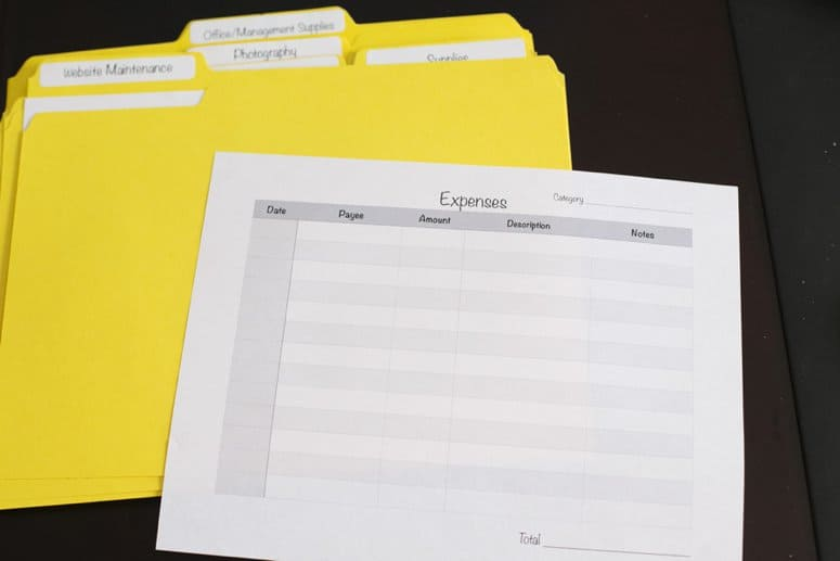 Organizing Small Business Finances for an Easier Tax Time