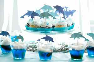 Dolphin Theme Birthday Party