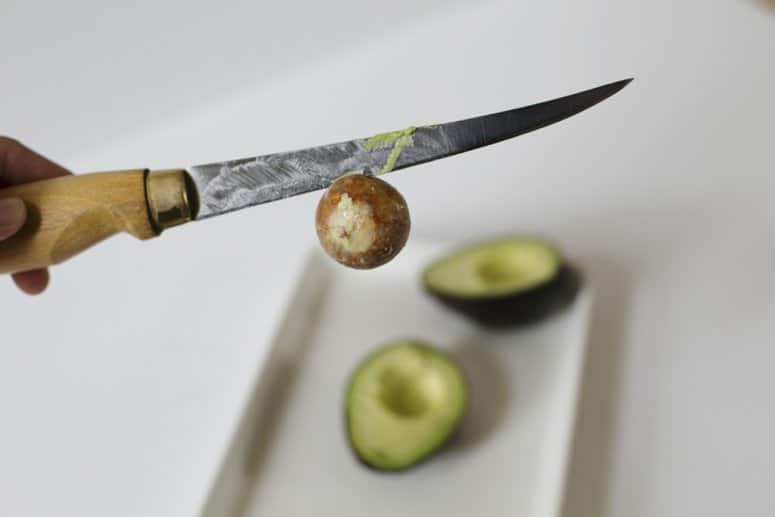 Avocado tips- how to remove pit cleanly