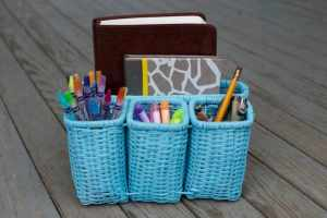 DIY Bible Journaling Organizer