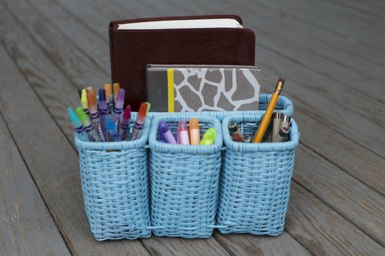 DIY Bible Journaling Organizer