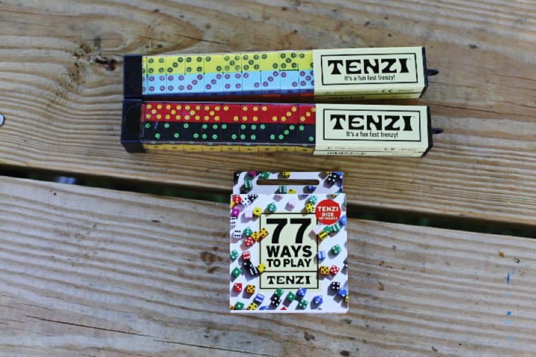 Tenzi Game and Card Deck Review