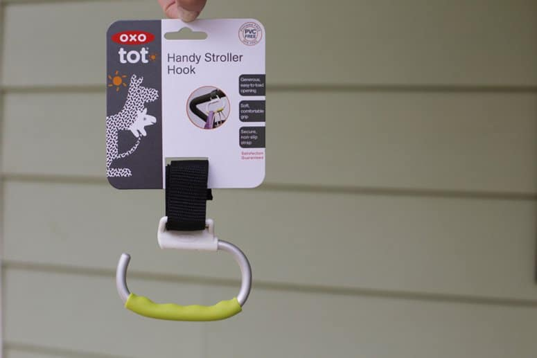 handy stroller hook OXO Tot