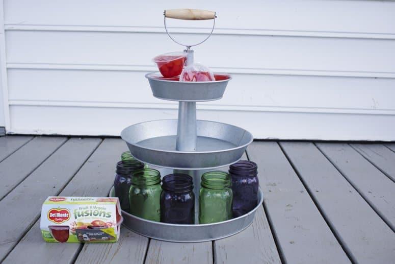 Self-Serve DIY Breakfast Station