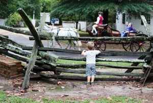 Tips for Colonial Williamsburg Homeschool Days