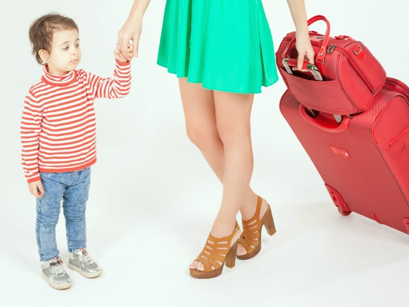 Single Mom Travel Tips